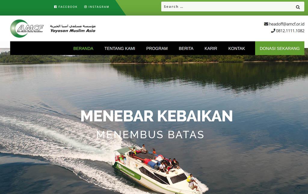 AMCF Yayasan Muslim Asia