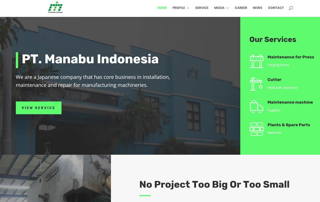 PT Manabu Indonesia