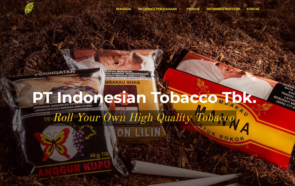 PT Indonesian Tobacco Tbk.