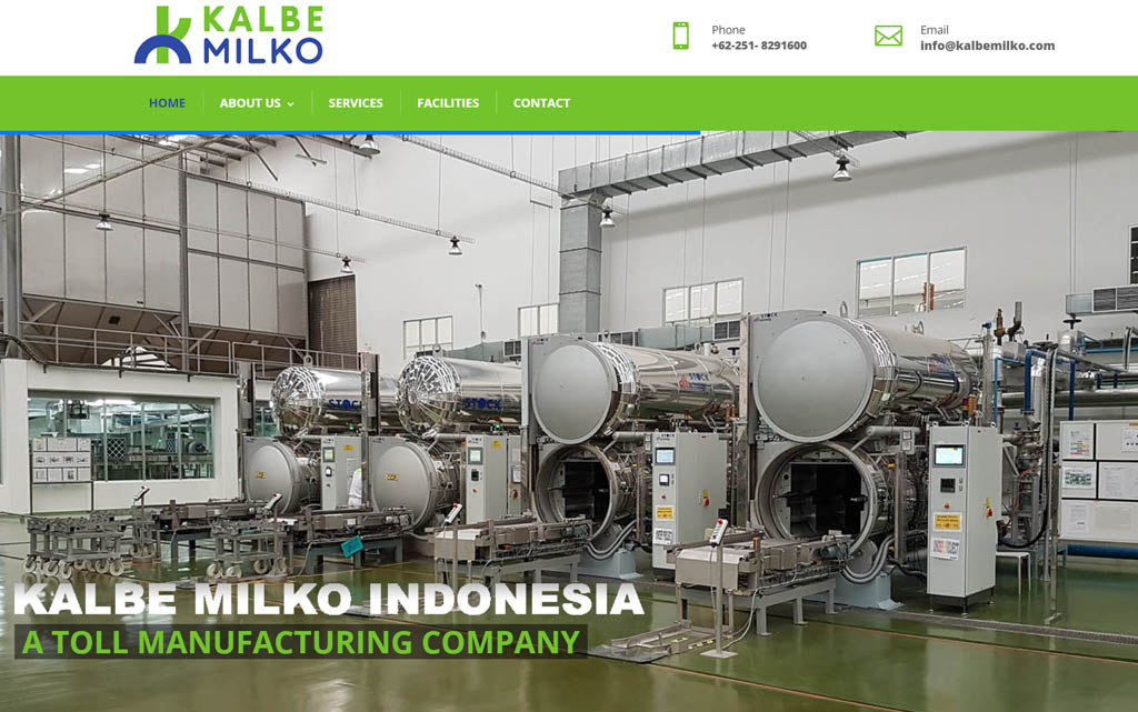 PT Kalbe Milko Indonesia